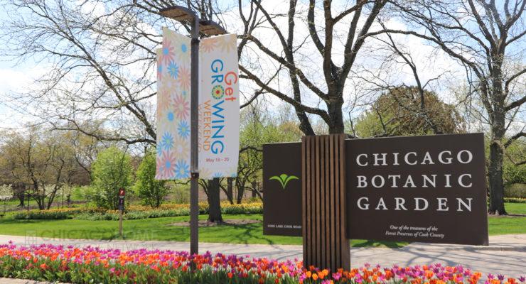 Chicago Botanic Garden image
